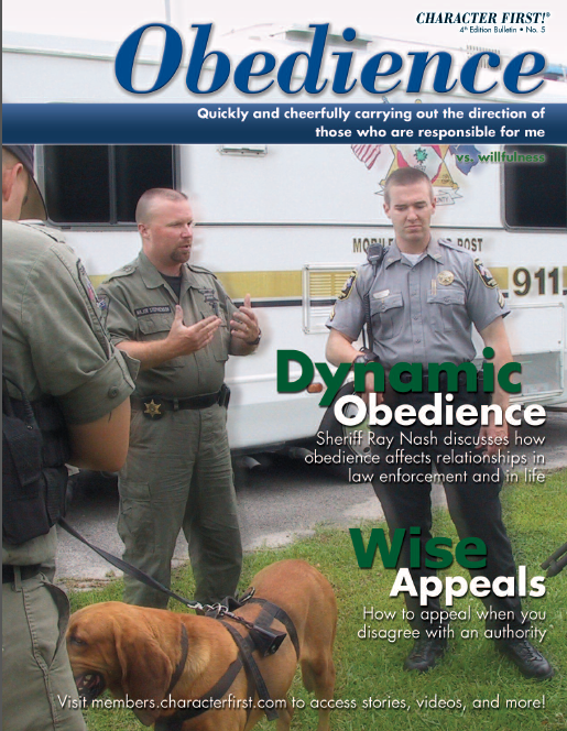 Obedience Bulletin