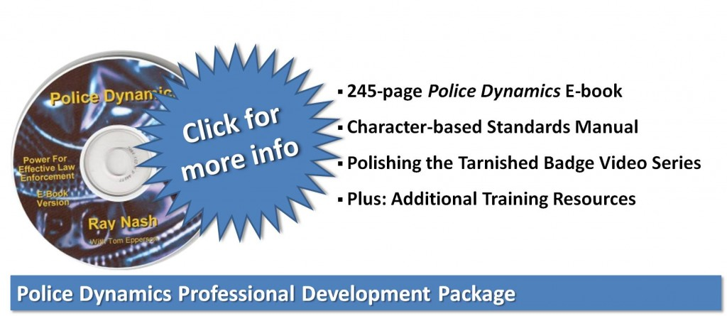 Police Dynamics Professional Development Package
