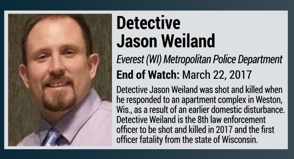 Detective Jason Weiland